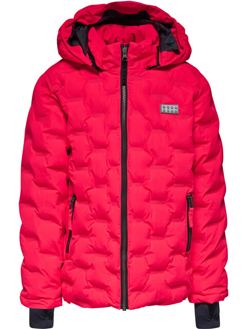 LEGO wear Jakob 708 Jacket Unisex coral red